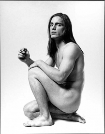 Joe Dallesandro (nude) - 1970