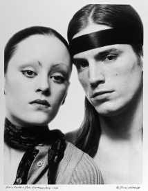 Jane Forth and Joe Dallesandro - 1970