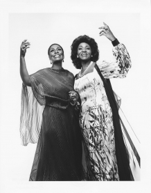 Shirley Verrett and Grace Bumbry - 1982