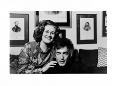 Joan Sutherland and Richard Bonynge - 1976